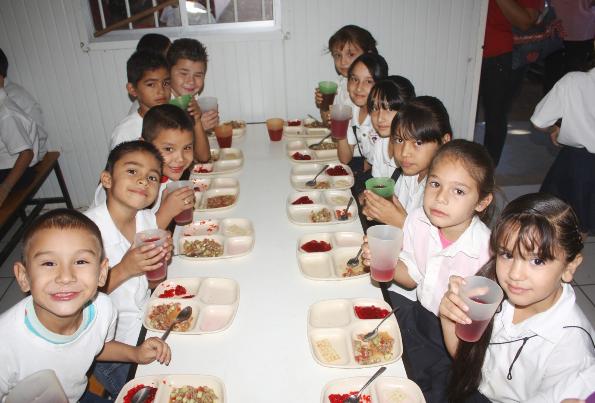 Actiyam Ni un niño sin desayuno